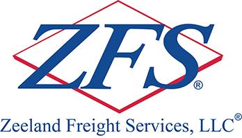 Zeeland Freight Services Logo