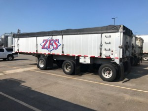 Zeeland Freight Services 2010 Dump Trailers for sale